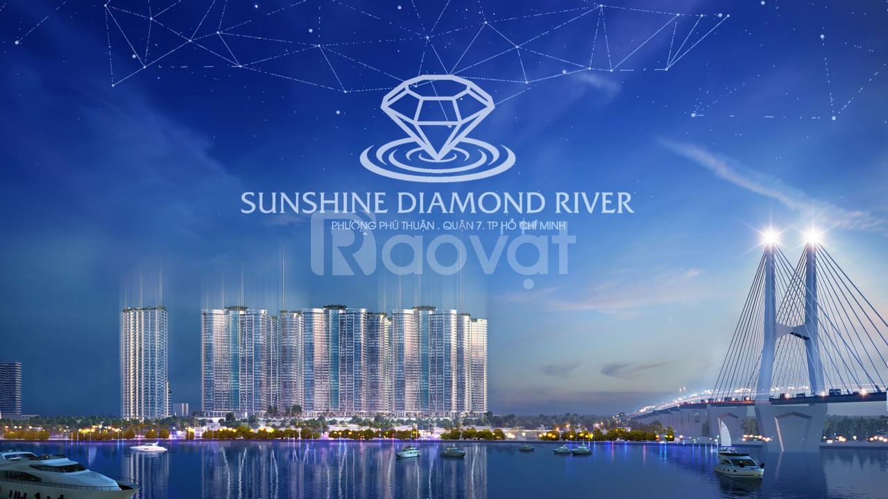 Sunshine Diamond river đường đào trí quận 7 mở bán đợt đầu
