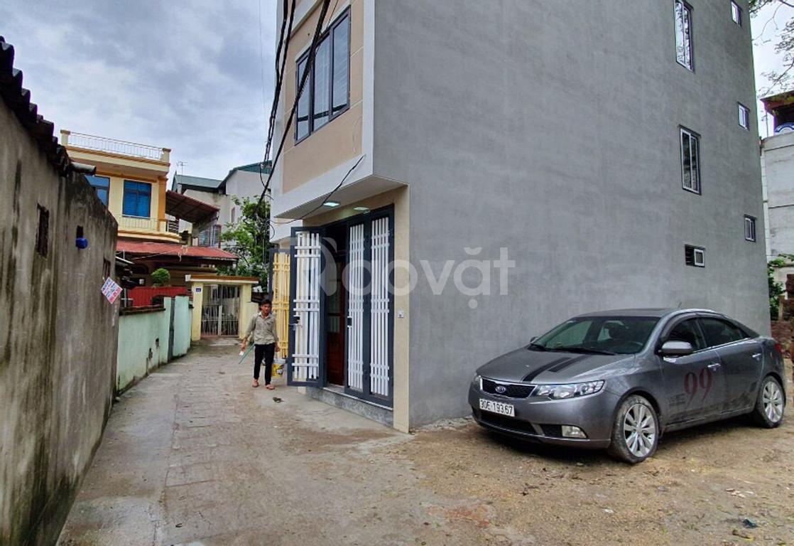 Bán nhà Dương Nội 4 tầng gần tiểu học Kim Đồng, ô tô đỗ cửa