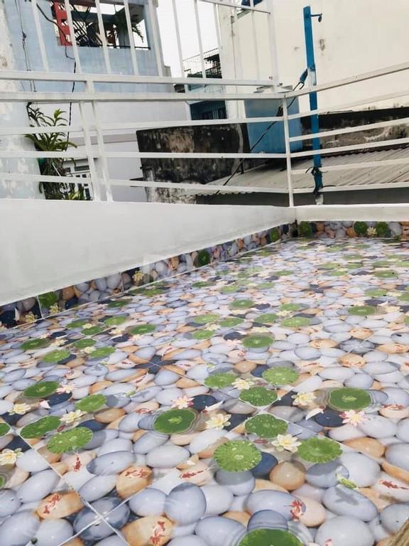 Nhà đẹp, hẻm rộng gần ôtô, bề ngang 6m, 3 tầng, 2,48 tỷ, Thích Quảng Đức, Phú Nhuận