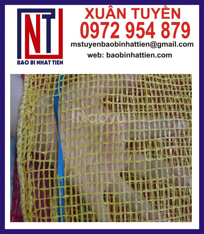 Bao lưới nông sản giá rẻ
