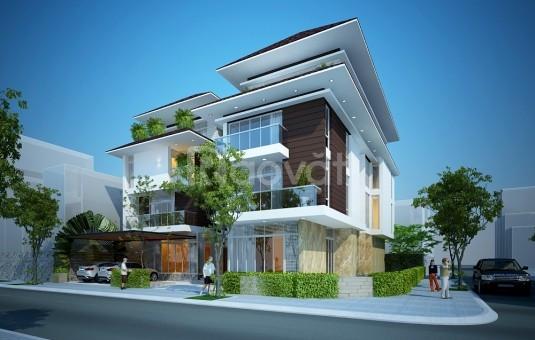 Chuyên thiết kế, thi công nhà phố, biệt thự, văn phòng, khách sạn...