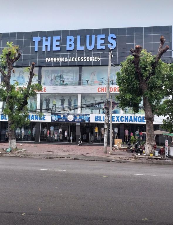 Chính chủ bán Shop The Blues mặt tiền 32m ở Trần Hưng Đạo, Phan Thiết