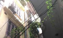 Bán nhà Ngõ Thịnh Hào Đống Đa 28m xây 4 tầng, giá 2.4 tỷ
