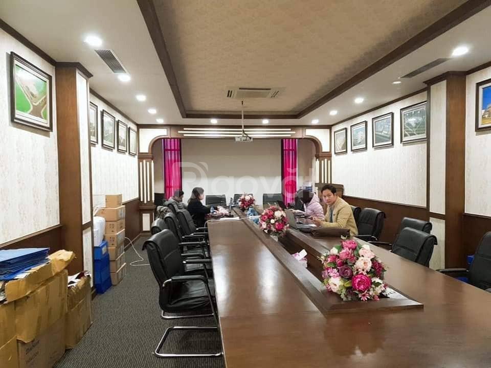 Bán nhà Phố Yên Lãng 60m2 mặt tiền 6m xây 7 tầng thang máy kinh doanh
