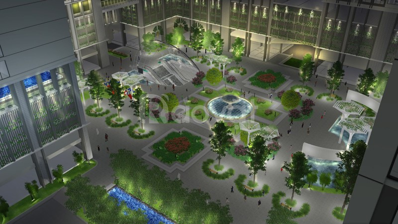 Chung cư Ecogreen City 67m2,2 phòng ngủ giá 2,1 tỷ cần bán gấp.