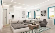 Cho thuê căn hộ Huyndai Hillstate 102m 2PN full nội thất
