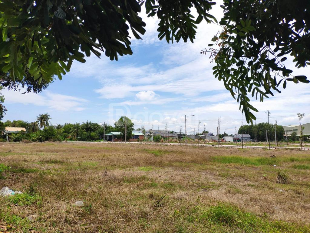 Bán đất nền SHR dự án Gold Star riverside gần KCN Cầu Tràm