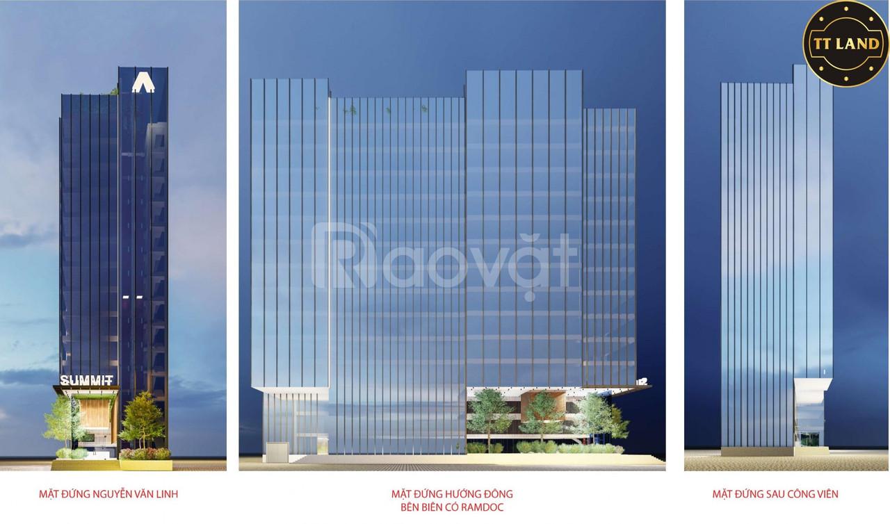 The Summit Building- tòa nhà căn hộ văn phòng cao cấp đầu tiên tại ĐN