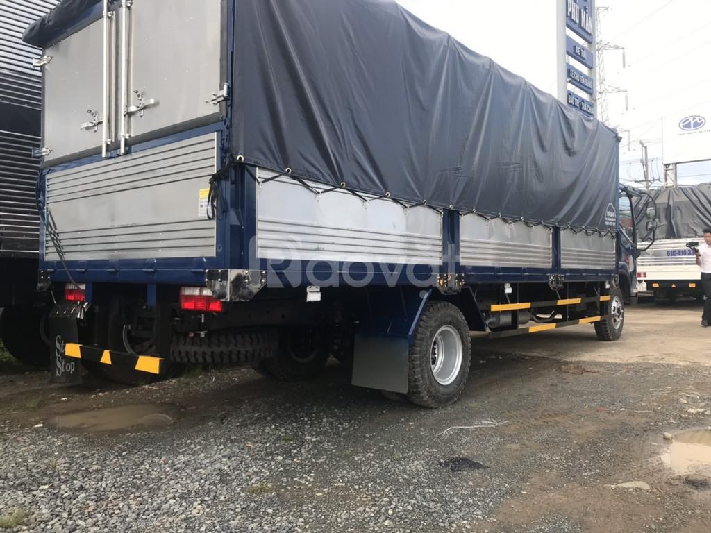 Xe tải faw 7 tấn thùng 6m3 Hyunhdai D4DB chính hãng, hỗ trợ trả góp