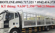 Xe tải thùng dài 9m7