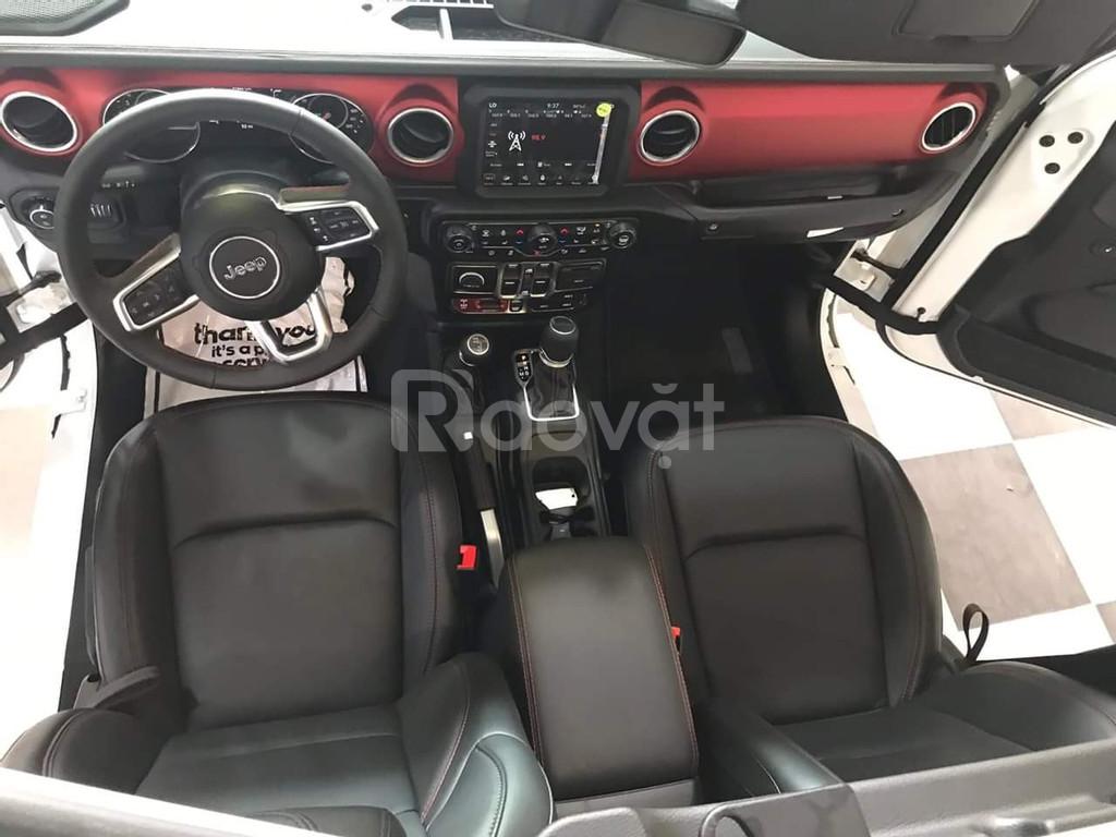 Bán Jeep Rubicon Gladiator V6 3.6L 2020 giá tốt uy tín giao ngay