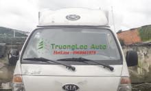 Mua bán xe tải KIA thùng đông lạnh 1.4 tấn Bongo III