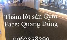 Thảm trải sàn fitness gym yoga