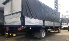 Giá xe tải faw 7 tấn ga cơ thùng 6m3 máy hyunhdai D4DB đời 2017