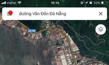 Cho thuê 1000 m2 đất làm kho xưởng đường Vân Đồn, q.Sơn Trà, Đà Nẵng