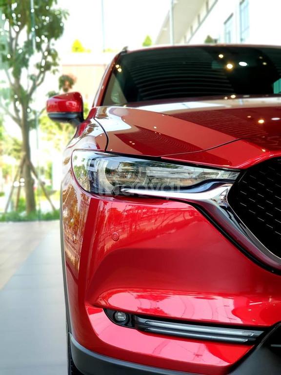 Mazda CX5 ưu đãi sốc lên đến 100TR chỉ riêng tháng 9
