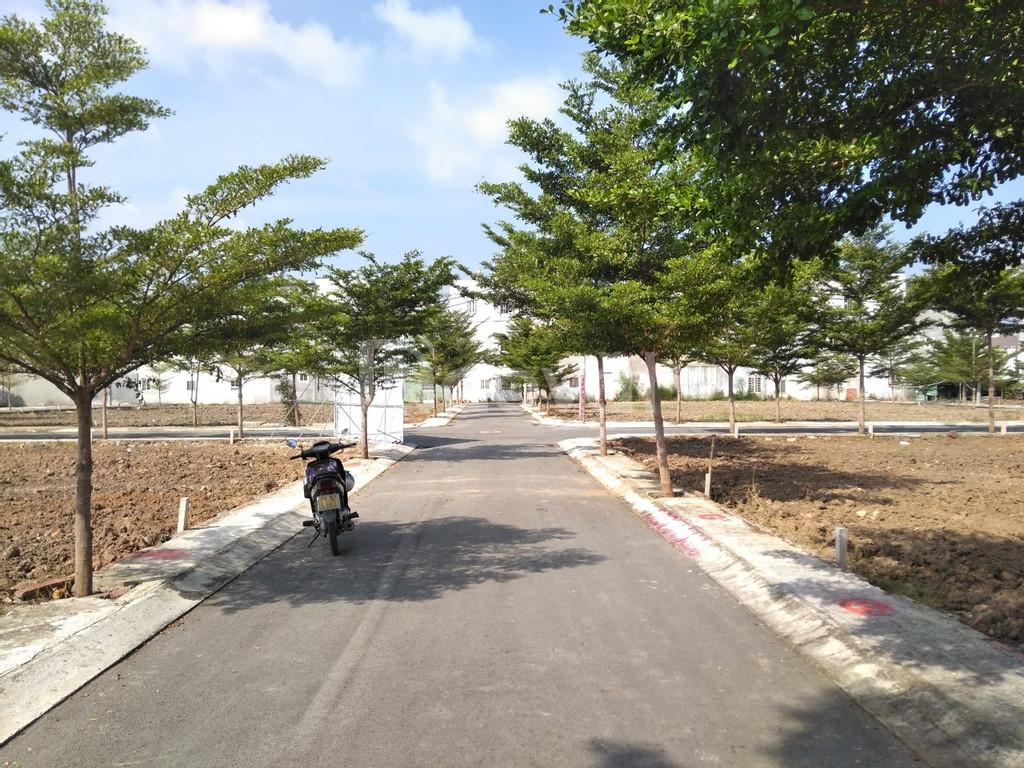 Đất đã có sổ trung tâm Phú Xuân Nhà Bè
