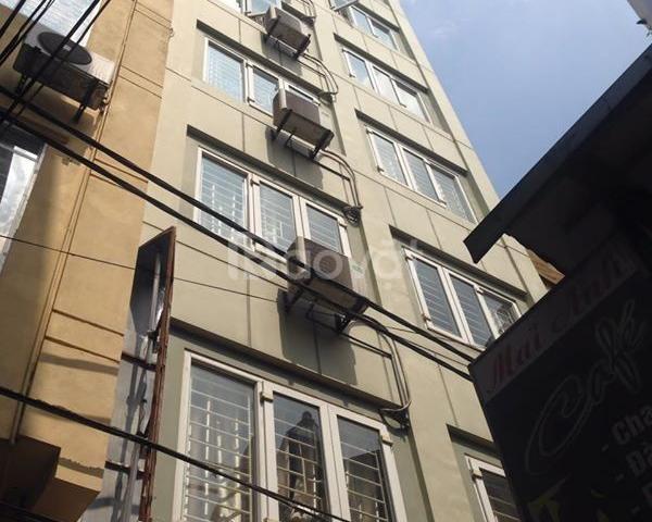 Bán chung cư mini tại Yên Xá, 62m2, 6T, có ô chờ thang máy,