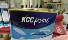 Cửa hàng chuyên bán sơn kcc qt606-9180 sơn chịu nhiệt màu bạc 600độ