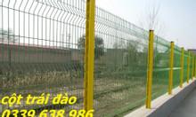 Lưới thép mạ kẽm, hàng rào mạ kẽm, lưới hàn sơn tĩnh điện