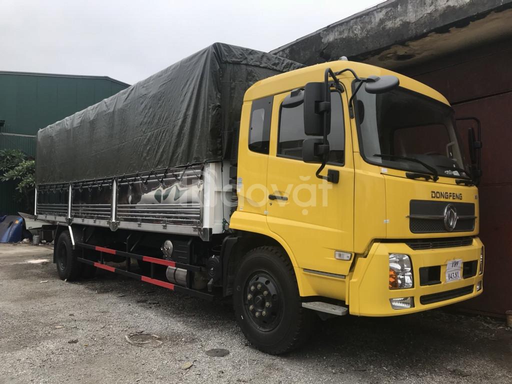 Xe tải thùng Dongfeng Hoang Huy 2 chân