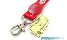 Cung cấp dây đeo thẻ nhân viên thông minh, dây đeo thẻ co rút yoyo rẻ