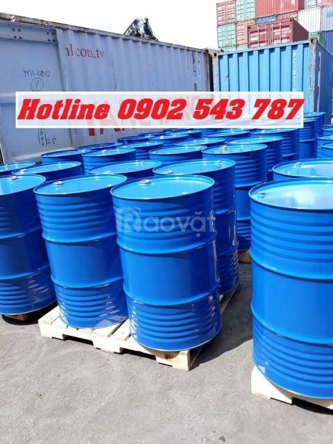 Thùng phuy nhựa 200 lít, thùng phuy sắt 200 lít đựng hóa chất