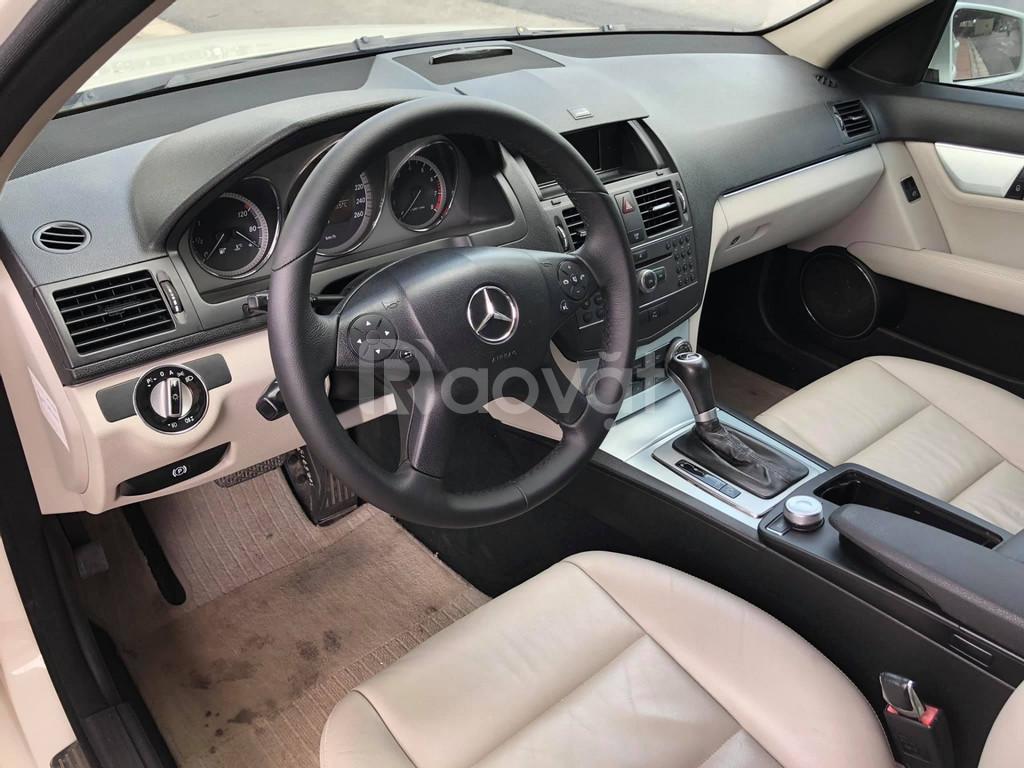 Mercedes Benz C200 sản xuất 2010 nguyên bản uy tín giá tốt
