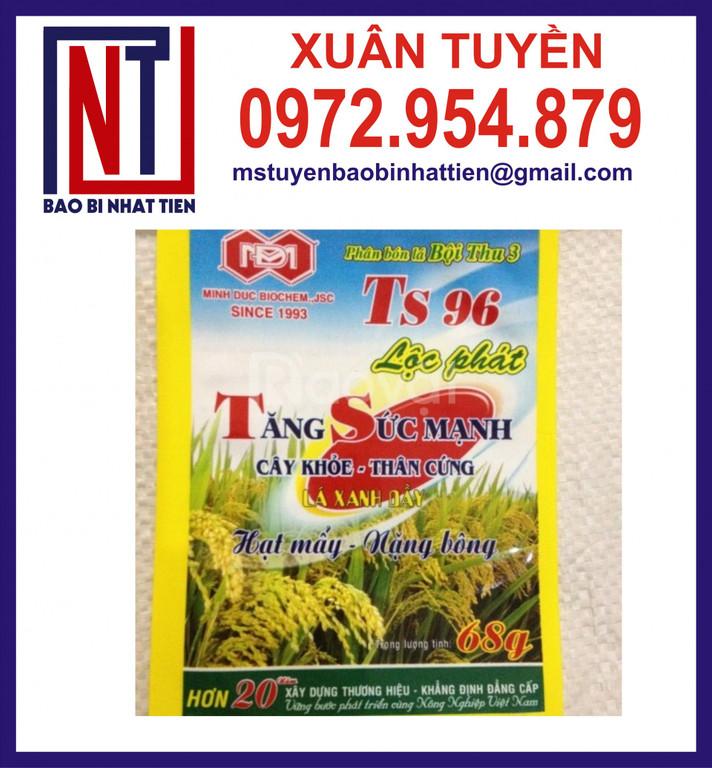Túi 3 biên đựng thuốc trừ sâu, thuốc bảo vệ thực vật