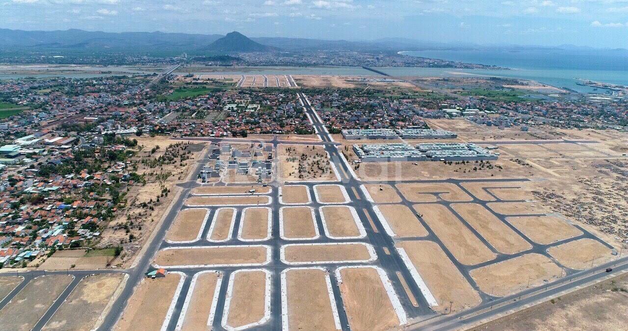 Đất nền dự án khu đô thị ven biển Tuy Hòa