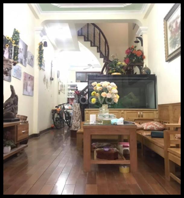 Bán nhà riêng KV Chùa Bộc, Thái Hà, Tây Sơn 34m2 x 4PN