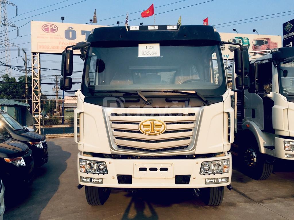Xe tải FAW thùng 10 mét chở pallet - Xe tải FAW 8 tấn thùng chở nệm