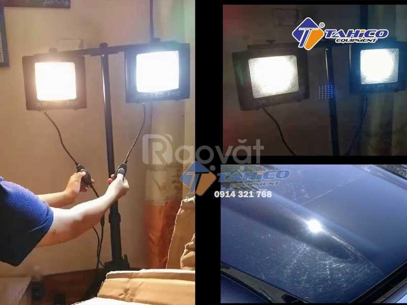 Đèn soi vết xước hỗ trợ đánh bóng xe ô tô