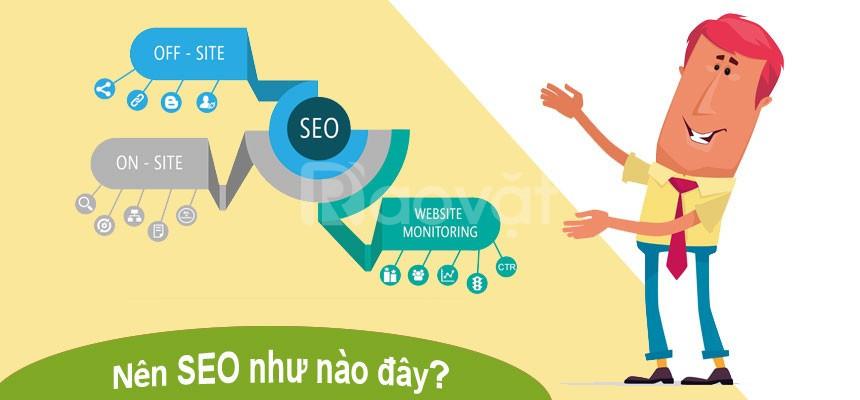 Tư vấn SEO - Dịch vụ SEO website hiệu quả