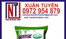 Bao bì phân bón, cung cấp sản xuất bao đựng phân bón