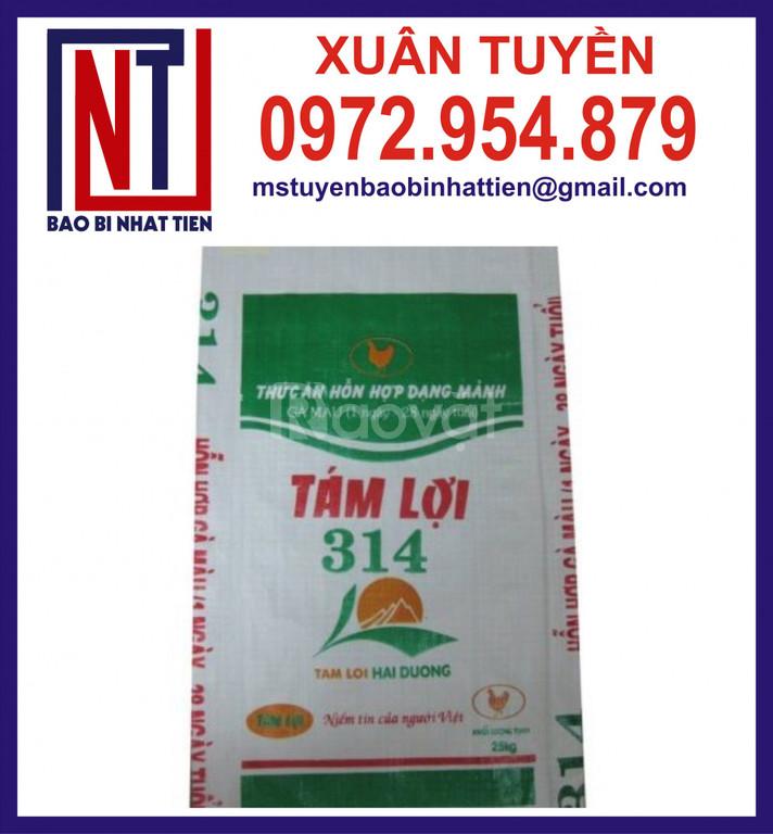 Bao bì nhựa cho ngành thức ăn chăn nuôi