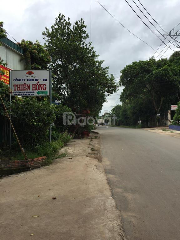 Bán đất Bình Dương gần trường đua khu du lịch Đại Nam Thủ Dầu Một