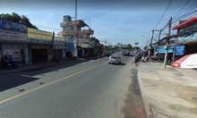 Bán đất tặng dãy trọ trong khu đô thị Bình Dương, sổ riêng, gần KCN
