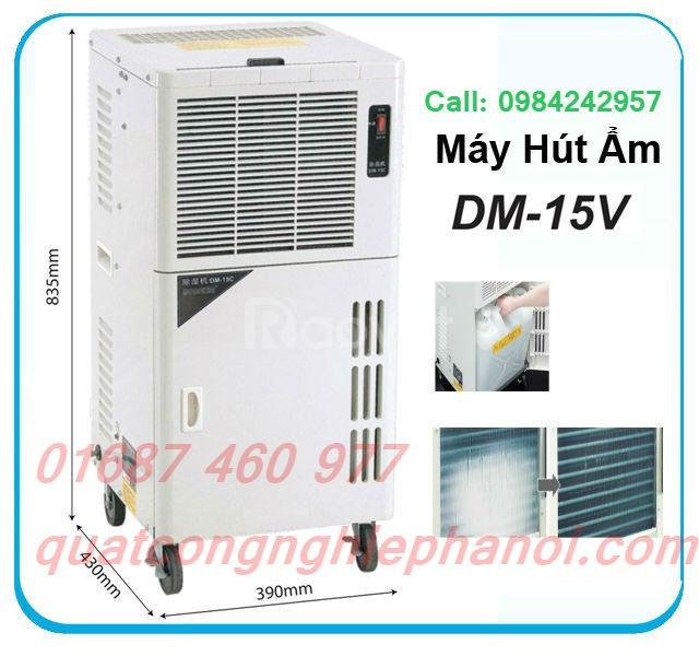 Máy hút ẩm Nakatomi DM-15V