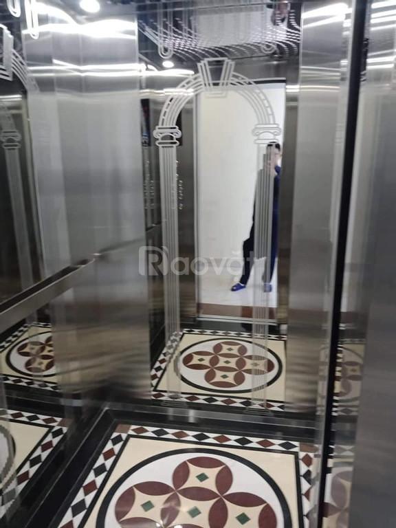 Bán nhà Phố Thái Hà 60m2 mặt tiền 5m xây 7 tầng thang máy kinh doanh