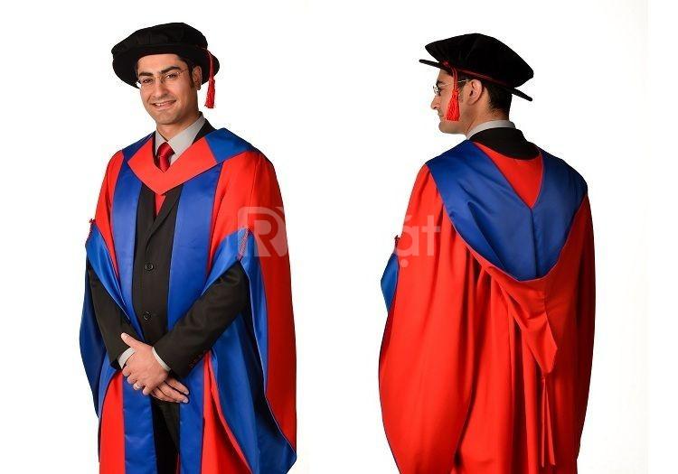 Xưởng may áo cử nhân, lễ phục tốt nghiệp tiến sĩ