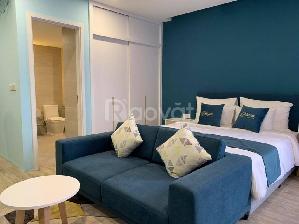 Tất tần tất về căn hộ biển Marina Suites Nha Trang