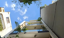 Bán nhà đẹp 46m2 4 tầng gần phố Tam Khương về ở ngay