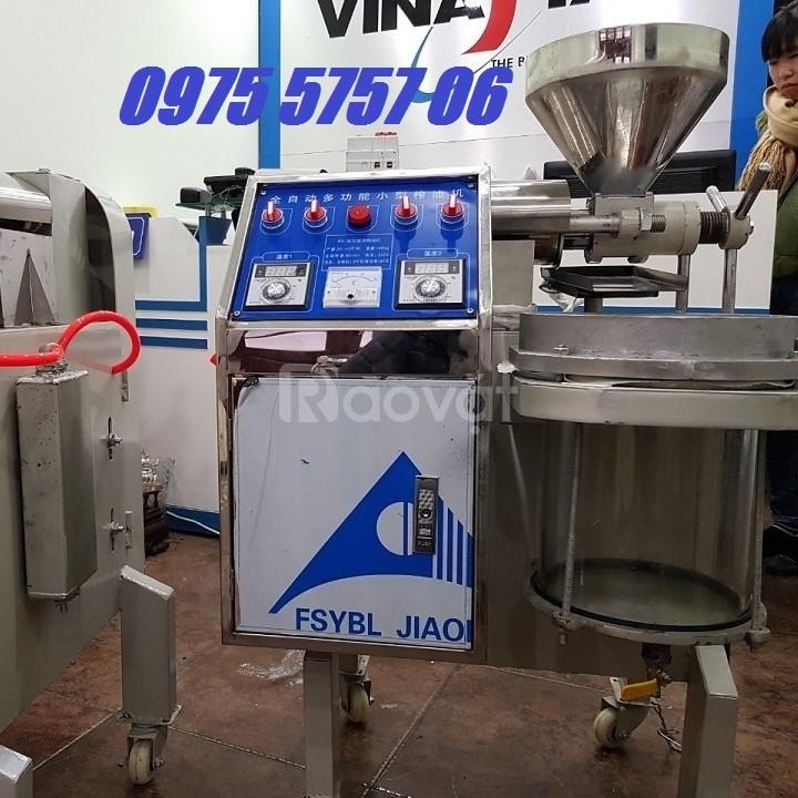 Máy ép dầu thực vật 6YL-30 giá rẻ