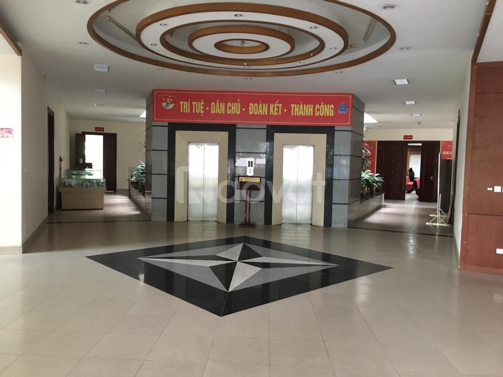 Cho thuê văn phòng 75-115m2 tại mặt phố Lê Trọng Tấn, Thanh Xuân