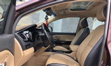 Cần bán xe Kia Sedona 2.2L DATH, model 2017, màu đỏ