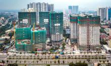 CĐT khai trương căn hộ 3 phòng ngủ chung cư Iris Garden - Trần Hữu Dực