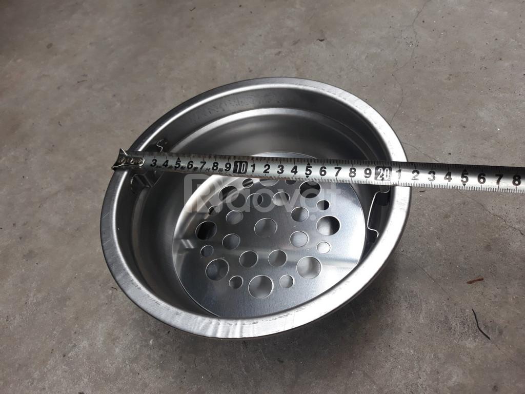 Xô đựng than bếp nướng than hoa không khói