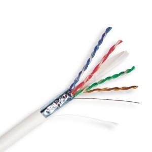 Cáp mạng Commscope amp Cat6A FTP bọc bạc chống nhiễu mã 1859218-2