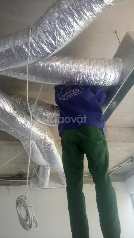 Cung cấp, lắp máy lạnh giấu trần thương hiệu Reetech (Việt Nam)
